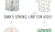 Le Meilleur de la ligne de Zara printemps pour les enfants!