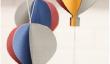 Hot Air Balloon DIY mobile