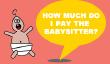 Combien payez-vous une baby-sitter?