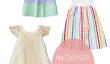 12 robes de Pâques Jolies pour bébé fille
