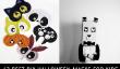 12 meilleurs masques Dernière Minute bricolage d'Halloween pour les enfants
