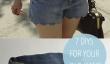 7 DIYs cool pour vos vieux jeans