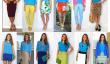 De My Closet: 12 idées tenue avec un bleu électrique Top