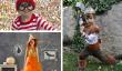 Top 20 Costumes d'Halloween pour les enfants bricolage