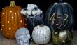 A Très Spohr Halloween: Visite guidée de Notre Accueil Spooky Décorations!
