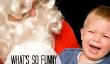 """Honnêtement vous demandez, quel est si drôle au sujet des photos """"Bad Santa""""?"""