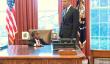 Worlds Collide: Adorable président Kid rencontre tout aussi adorable président Obama (VIDEO)