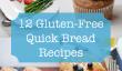 Muffins, crêpes, biscuits et autres - Pain Recettes rapides 12 sans gluten