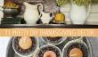 11 Projets Jolie bricolage Décor Thanksgiving Pour votre résidence