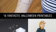 16 Fantastique Halloween imprimables pour toute la famille!