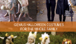 20 Costumes d'Halloween pour toute la famille