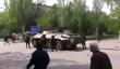 Guerre civile plane sur l'Ukraine
