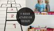 11 activités d'intérieur pour votre bambin cet hiver