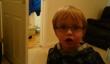 3-Year-Old Montres Star Wars pour la première fois