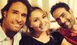 Angelique et Sebastián Rulli Relation 2014: Star 'Lo Que La Vida Me Robo' Prend Seau Défi