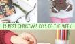 15 Best Christmas DIYs de la semaine!