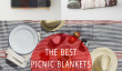 8 des meilleures couvertures de pique-nique Vous pouvez acheter