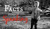 Spank Spank ou ne pas vos enfants: 18 Faits sur la fessée
