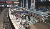 Seul dans le train avec 15 - les parents devraient être conscients des mineurs