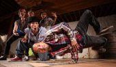 Connu rappeur allemand - des informations intéressantes sur l'industrie du rap en Allemagne