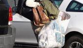 Jessica Albas commercial voyage en proie à un ticket de parking (Photos)