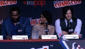 """New York Comic Con 2014: """"The Walking Dead"""" Cast, producteurs Talk """"réel foiré 'Fifth Season Premiere"""