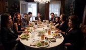«Août: Osage County» Critique du film: Un examen finement agi Mais inégale des Destructive vie de famille