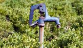 pompe à eaux souterraines - comme l'achat d'une bénédiction