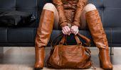 Combinez bottes mollet large XXL-élégante - comment cela fonctionne: