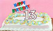 Birthday Party - Idées pour 13 ans
