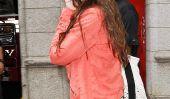Single Mom Katie Holmes se dirige vers classe Spin (Photos)