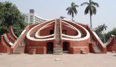Jantar Mantar - Observatoires astronomiques antiques de l'Inde