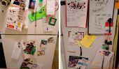 The Way We Live: Que votre porte Réfrigérateur Says À propos de Votre famille (Photos)
