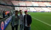 One Direction Break Up Nouvelles Mise à jour: Louis Tomlinson Feuilles 1D jouer pour Doncaster Rovers?  Gavin Baldwin confirme Singer à Roster