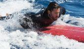 INTERVIEW EXCLUSIVE: Stuntman Jhonathan Florez Talks défis de travailler sur «Point Break» au CinemaCon