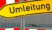 Blocs d'autoroutes actuelles - donc vous informer sur les obstacles sur les routes allemandes