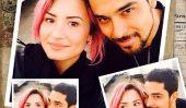 Demi Lovato et Wilmer Valderrama Rencontres rumeurs: sont les acteurs vraiment fiancés?  [PHOTOS]
