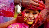 Holi Festival - célébrations colorées