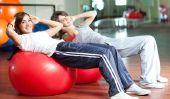 Former les muscles abdominaux après l'accouchement - si vous serrez votre ventre