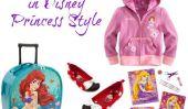 Rendez-vous Retour à l'école dans Disney Princess style