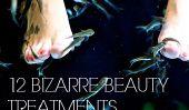 12 traitements de beauté Bizarre expliquée