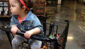 Conseils pour faire les courses avec un bébé