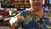 Hot Sauce Expo Hall of Famer Chip Hearn apporte saveurs latines aux États-Unis