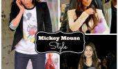 Style de Mickey la souris!  15 stars Porter Disney - Kim Kardashian, Lady Gaga et Plus!