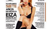 Eiza González Poses sexy pour GQ Mexique Cover