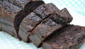 Chocolat aux pépites de chocolat Gâteau de courgettes