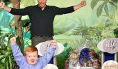 """écoles """"Apparemment Kid"""" Chris Pratt sur les dinosaures.  L'hilarité."""