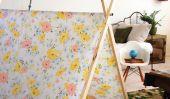 Faire une tente Play - susciter l'imagination de votre enfant!