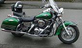 VN 900 Kawasaki - de sorte que vous remplacez la pile