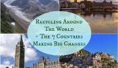 Recyclage Around the World: 7 Pratiques Nous devrions adopter à partir d'autres pays